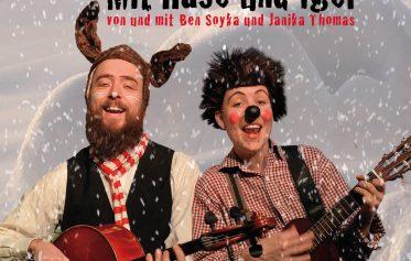 Weihnachten mit Hase und Igel